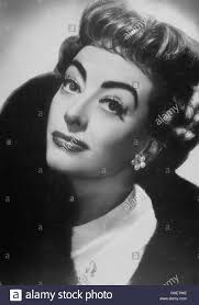 joan crawford 1950s stock photos u0026 joan crawford 1950s stock