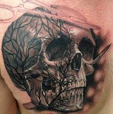 30 mind blowing skull tattoos ideas
