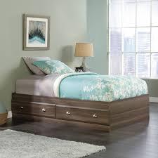 Sauder Bedroom Furniture Sauder Shoal Creek Mates Bed Diamond Ash Walmart Com