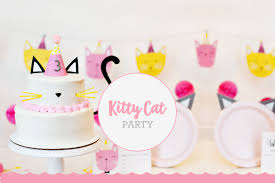 how to throw a kitty cat birthday party fisher price