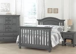 Gray Convertible Crib by 4 In 1 Convertible Crib London Lane Arctic Gray Oxford Baby U0026 Kids