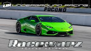 Lamborghini Huracan Lime Green - video 2000hp lamborghini huracan shows off at pocono raceway