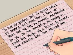 Break Letter Dear John how to start a love letter with examples wikihow