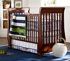 Pottery Barn Kits Sleigh Fixed Gate Crib Pottery Barn Kids