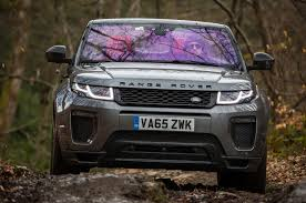 land rover evoque custom 2017 range rover evoque convertible review