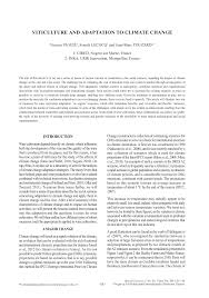cuisine m iterran nne definition viticulture and adaptation to climate change pdf available