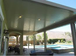 Patio Cover Lights Recessed Lighting For Alumawood Patio Covers Patio Covers