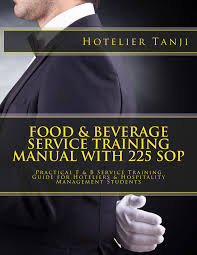cheap food and beverage training manual find food and beverage