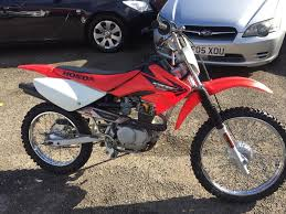 2005 honda crf 100 manual kids bike in houghton le spring tyne