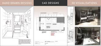 Bathroom Design Service - Cad bathroom design