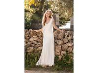rembo brautkleid brautkleid hochzeitskleid standesamt vintage rembo styling gr 36