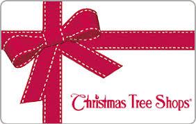 gift card tree christmas tree shops gift card