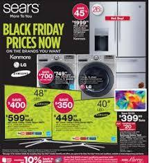 refrigerator sales black friday sears sale ad 11 23 11 26 2014 kenmore french door bottom
