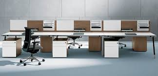 workstation desk laminate contemporary commercial t
