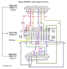 94 jeep grand cherokee stereo wiring diagram jeep wiring diagram