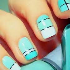Easy Design For Nails To Do At Home Top Cool Nail Designs - Easy nail designs to do at home
