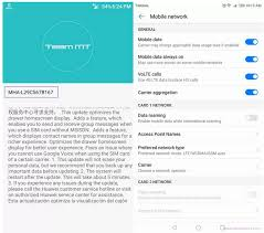 new huawei mate 9 update fixes issue related to voice