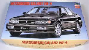 mitsubishi galant mitsubishi galant vr 4 hasegawa car model kit com