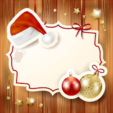cute christmas cards with frame vector set 05 u2013 over millions