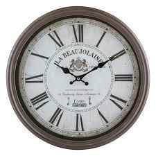 themed clock wall clocks the range