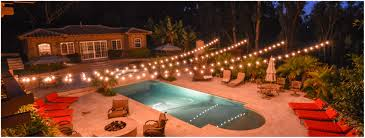 Backyard Wedding Lighting Ideas Backyards Outstanding Landscape Lighting Ideas Outdoor Backyard