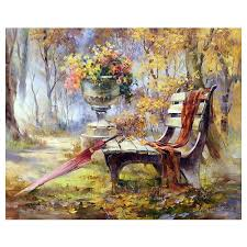 compare prices on park bench painting online shopping buy low