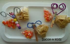 cute butterfly bags for snacks bacon u0026 kids