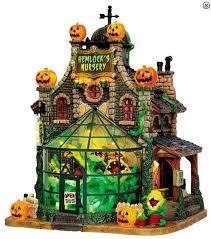 lemax spooky town boo gleech