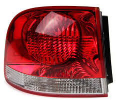 vw touareg fog light assembly 7l6945095q genuine vw tail light assembly free shipping available