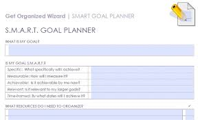 tips templates and worksheets for setting smart goals