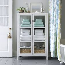 Glass Bathroom Storage Bathroom Astonishing Bathroom Cabinet Storage Bathroom Linen