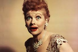 scary u0027 lucille ball hometown statue finally gets a stunning