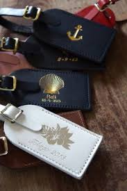 wedding luggage tags wedding favors ideas luxury leather wedding favor luggage tags