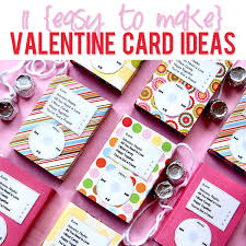 Make Valentines Card - 11 valentines card ideas
