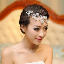high quality flower indian wedding bridal hair accessories