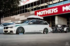 custom bmw 3 series sema 2014 accuair suspension