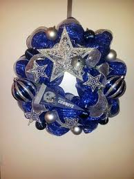 Cowboy Christmas Decorating Ideas 25 Best Dallas Cowboys Images On Pinterest Dallas Cowboys Wreath