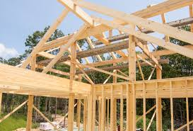 Home Design Roof Plans Post And Beam Home Design Part 4 Roof Assembly