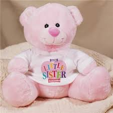 engraved teddy bears big middle personalized teddy