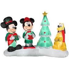 Snoopy Christmas Tree Decorations Uk by Christmas Inflatable Ebay