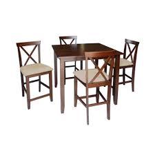 Wholesale Interiors Buy Wholesale Interiors Baxton Studio Aurora 4 Piece Dining Table Set