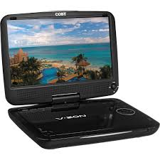 coby home theater system coby tfdvd9109 portable dvd player tfdvd9109 b u0026h photo video
