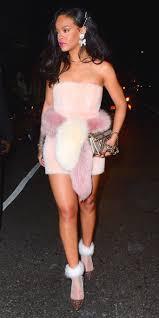 what to wear to a club like rihanna instyle com
