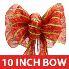 bow with deco mesh other great wreath and bow ideas