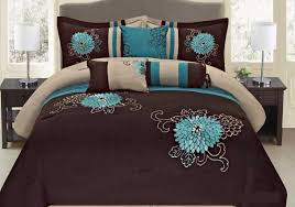 Taupe Comforter Sets Queen Bedding Set Interesting Dark Brown Comforter Sets Queen Laudable