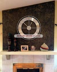 large wall clocks contemporary foter