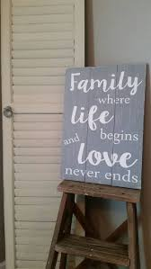 Family Wood Sign Home Decor 27 Best Family Images On Pinterest Tile Crafts Tile Projects