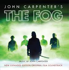 halloween horror nights soundtrack john carpenter john carpenter the fog original soundtrack