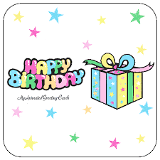 happy birthday share free animated birthday cards for facebook