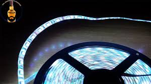oxyled waterproof rgb led strip light kit youtube